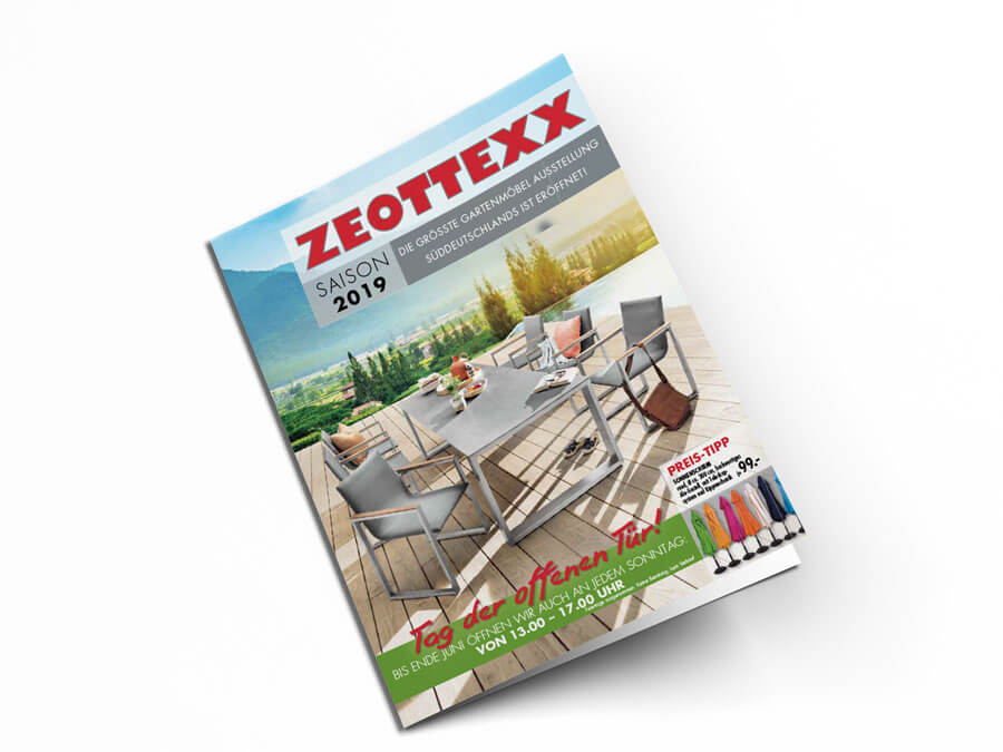 Gartenmöbel 2019 Trends bei ZEOTTEXX