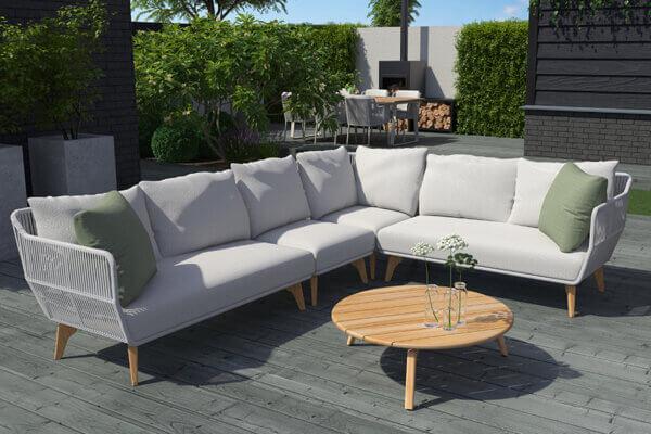 Raphael modular lounge set