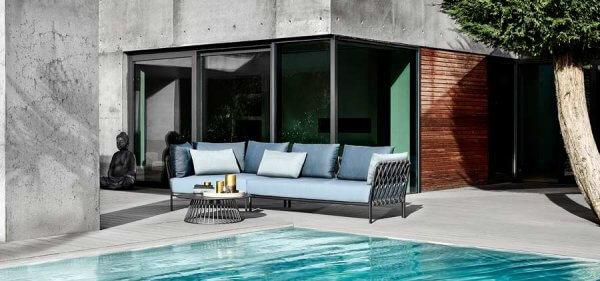 Loungemöbel für den Garten – Trends 2019 bei ZEOTTEXX