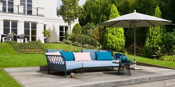 Gartenmöbel Loungemöbel von ZEOTTEXX für Nördlingen