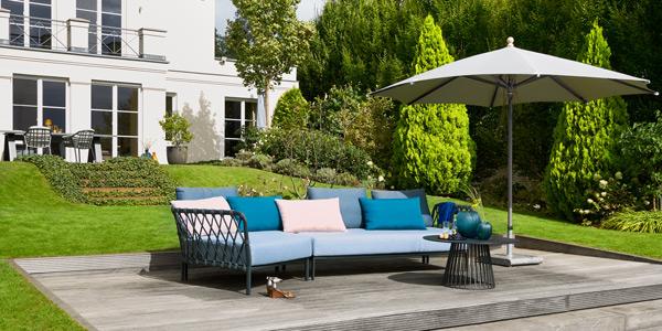 Gartenmöbel Loungemöbel von ZEOTTEXX