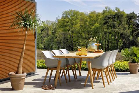 Stylische Outdoormöbel von Hartmann bei ZEOTTEXX