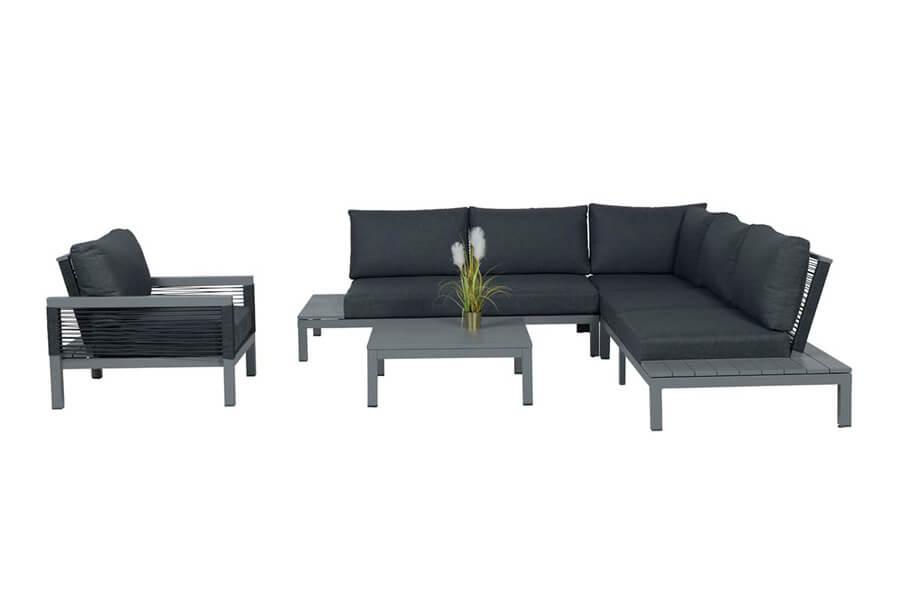 Aluminium Loungemöbel