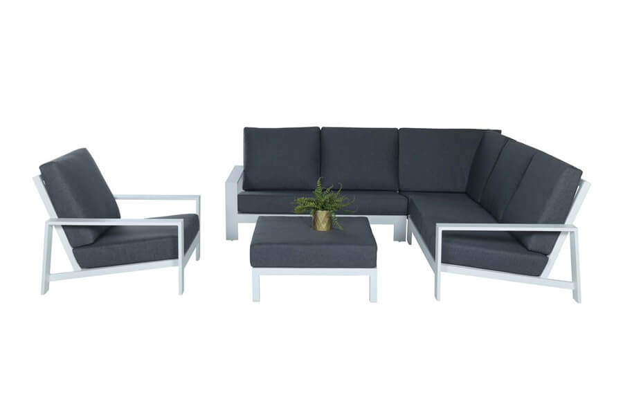 Loungemöbel Aus Aluminium Gartenmöbelausstellung Zeottexx Gmbh
