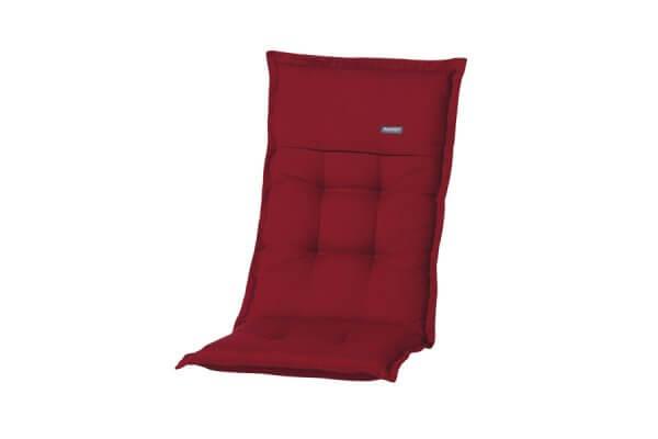 Polster-Auflage rot