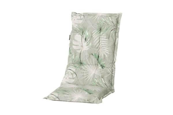 Gartenstühle Polsterauflagen mit Blätteraufdruck