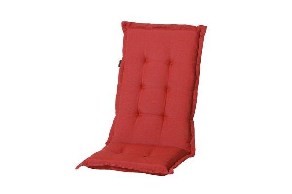 Gartenstühle Polsterauflagen rot