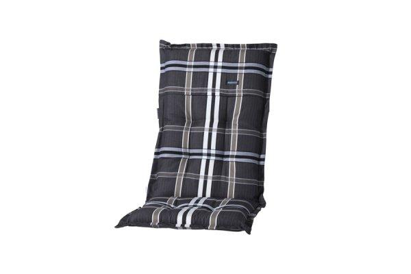 Gartenstühle Polsterauflagen karierte Muster bei ZEOTTEXX