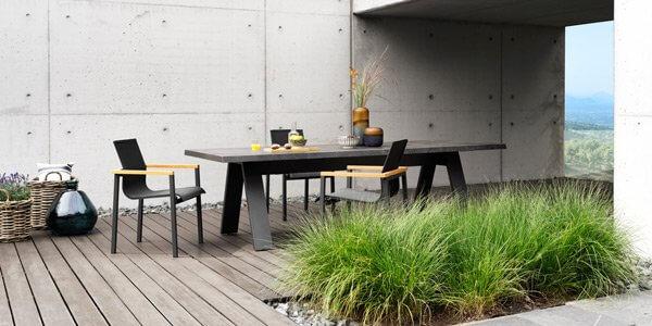 Gartenmöbel Massiv bei ZEOTTEXX