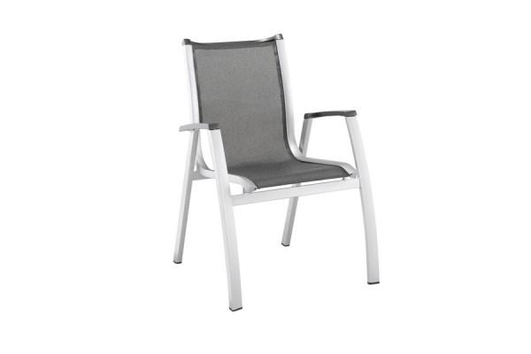 Stapelbare Gartenstühle von Kettler bei ZEOTTEXX Gartenmöbelausstellung