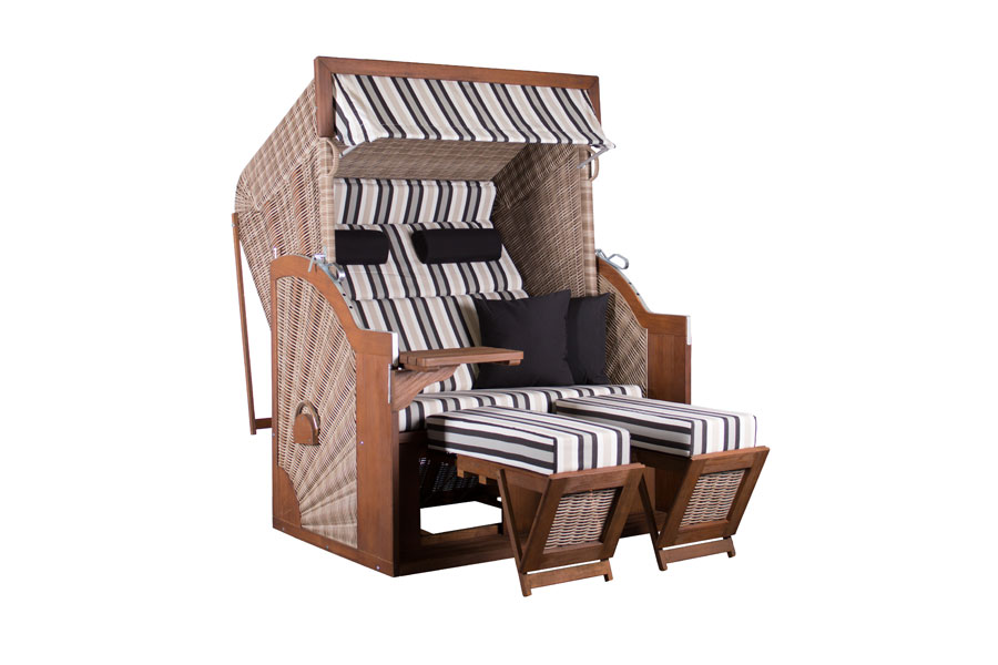 strandk rbe bei gartenm belausstellung von zeottexx. Black Bedroom Furniture Sets. Home Design Ideas