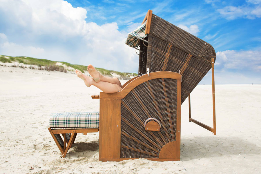 de vries strandk rbe am strand zeottexx gartenm belausstellung in bolheim. Black Bedroom Furniture Sets. Home Design Ideas
