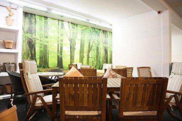 Teakholz Gartenstühle und Gartentische Gartenmöbelausstellung von ZEOTTEXX