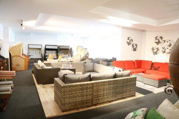 Polyrattan Loungemöbel Gartenmöbelausstellung von ZEOTTEXX