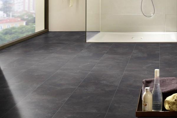 Laminat Fußböden Bodenbeläge für das Badezimmer bei ZEOTTEXX Gartenmöbelausstellung