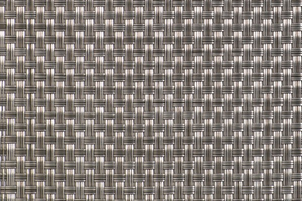Materialmuster Textilene Geflecht – ZEOTTEXX Gartenmöbelausstellung in Bolheim