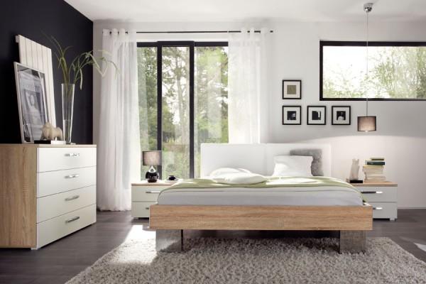 ZEOTTEXX Schlafmöbel moderne Massivholzmöbel Bettgestelle