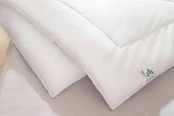 ZEOTTEXX Bettwaren Daunendecken im Detail