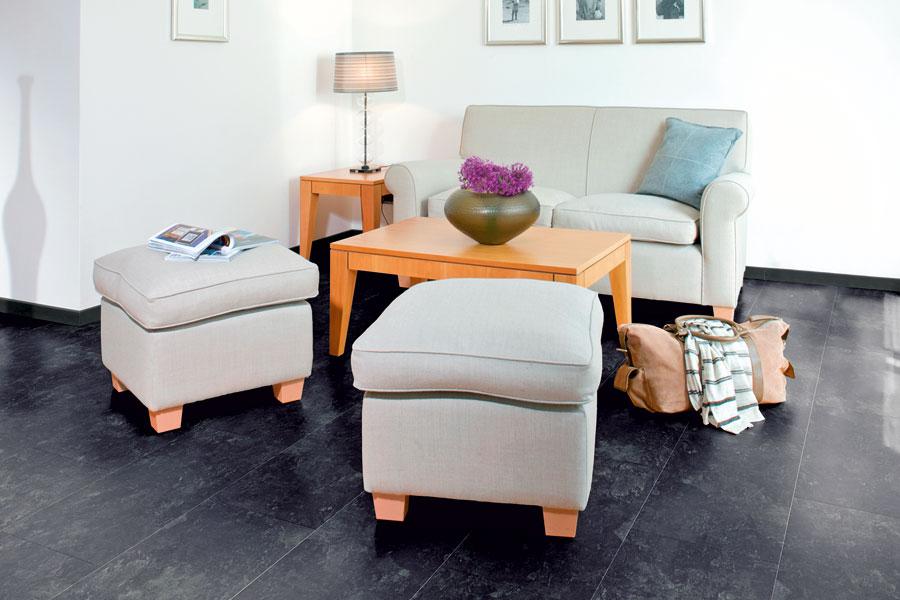 vinyl fussboden interesting vinylbden auf fliesen oder. Black Bedroom Furniture Sets. Home Design Ideas